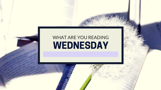 What are you Reading Wednesday header